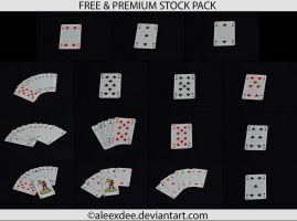 Playing cards pack *STOCK* by aleexdee
