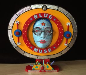 Blue Muse by StarArtProductions