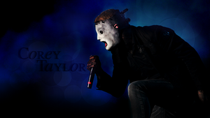 Corey Taylor Wallpaper by Doom-and-Dawn