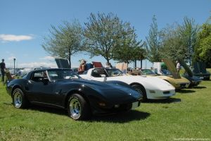 Corvette Club of Vancouver by SeanTheCarSpotter