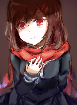 Ayano by SFrostWing