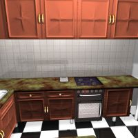 Part of Kitchen by aquifer