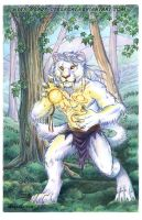 Takar the Sabretooth For Sale by lady-cybercat