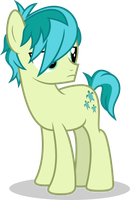 Mlp Fim SandBar (...) vector by luckreza8