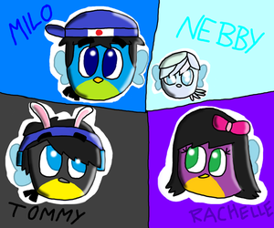 New Artstyle 2018 by SprixieFan12345