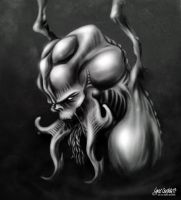 Some Kind of Lovecraft by cyrus-crashtest