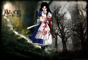 Alice - two face... by HalUet