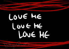 LOVE ME LOVE ME LOVE ME (Vent Animatic) by NuttyandProud03