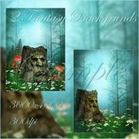 Fairy Wood small new pack by moonchild-lj-stock