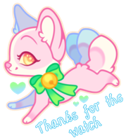 .: Thankies :. by Mythie-Paws