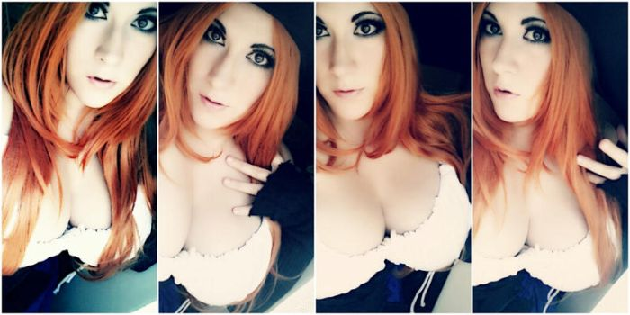 Dragon's Crown Sorceress Cosplay Test by NoFlutter