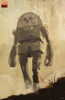Zombie bot by Pee-Show