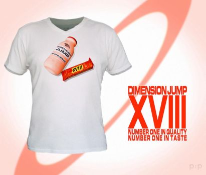 Red Dwarf T Shirt Design by P2Pproductions