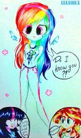 Do I know You? by LiaAqila