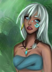 Kida by LenaLightwood