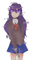 ddlc by prizecow