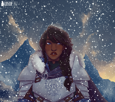 [DAO] Let it snow by Qursidae