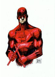 DAREDEVIL-by-Soul-PCE2013 by Soul-the-Awkward