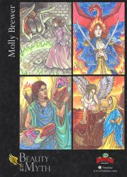 Braiiinz! Publishing Preview: Beauty and the Myth by temiel