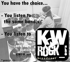 KW ROCK_! by KWFM.net _ You have the choice... by KWFMdotnet