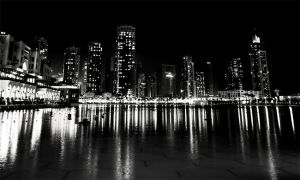 DUBAI, REFLECTIONS by Ssquared-Photography