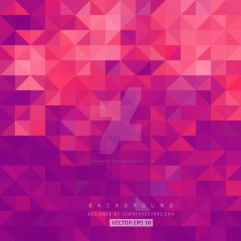 Red and Violet Color Triangle Background Free by 123freevectors