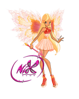WINX:Blaise Mythix Concept by lightshinebright