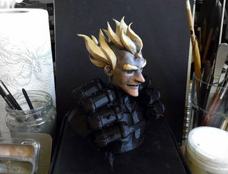 WIP: Junkrat bust by chid0