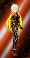 Space Sailor Scout 02 by Rosvo