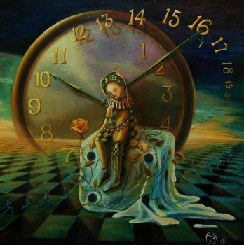 Time Is A Tragic Jester revise by charquill