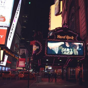Times Square by Blue-Eyed-Hippie-63