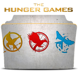 The Hunger Games Movie Collection Icon Folder v3 by Mohandor