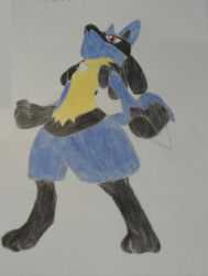 Lucario Confirmed!! by FlyingLion76