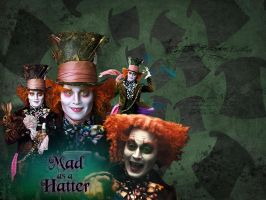 Mad as a Hatter by Jackolyn