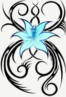 lilly tribal 2 by KatieConfusion