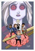 iZombie by FutureDwight