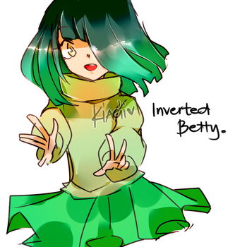 inverted betty by kiacii-official