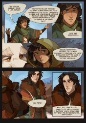 The Hollow Mask: Ch. 1 Page 15 by morteraphan