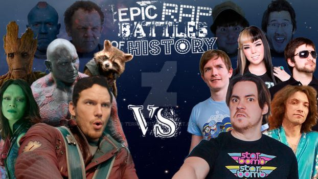Epic Rap Battles of History! by Terrific21