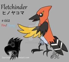 # 662 Fletchinder - Calm down, I'll be there soon.