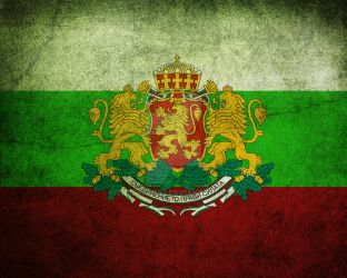 Grunge Bulgarian Flag by TheDrake92