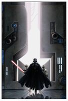 DARTH VADER: the Lost Command by Doug-Wheatley