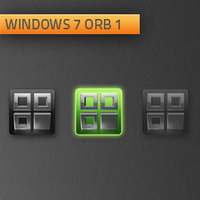 Windows 7 Start Orb 1 by yankoa