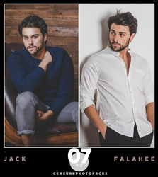 // PHOTOPACK 3807 - JACK FALAHEE // by censurephotopacks