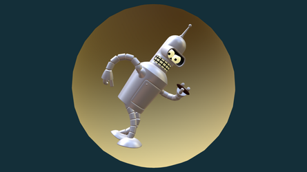 Bender by AndresCuccaro