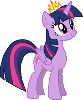 princess twilight sparkle by superdarklugia