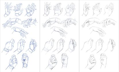 Studing Hands... lol by Washu-M