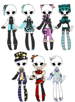 .:Adopted:. Alice in Wonderland Theme by DevilAdopts