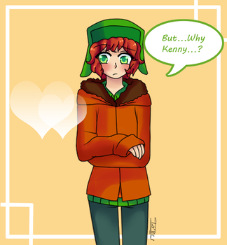 But... Why Kenny...? by the88cherryice