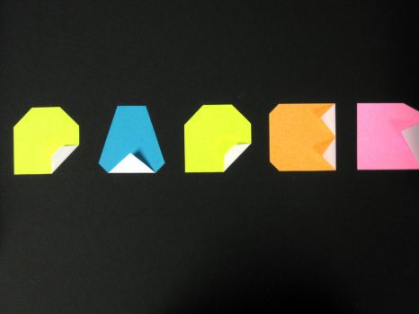 Paper, made by flytape8490